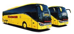 Busse unseres Partners Reisebüro Növermann
