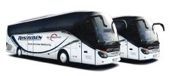 Busse unseres Partners MeinReisering Rosi Reisen